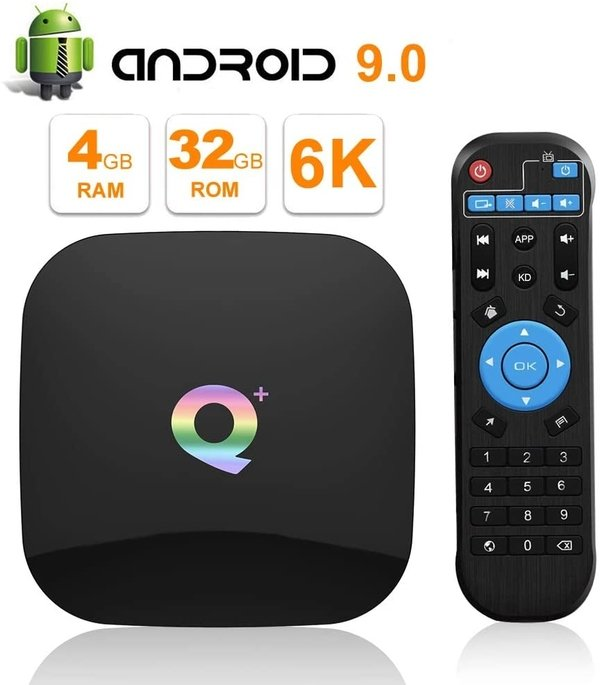 Q-Plus Android TV Box